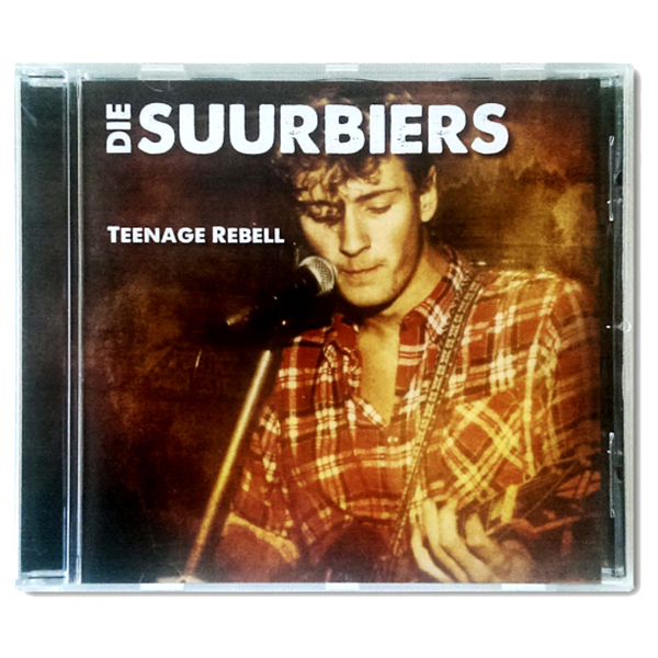 """CD """"Teenage Rebell"""" (Front)"""