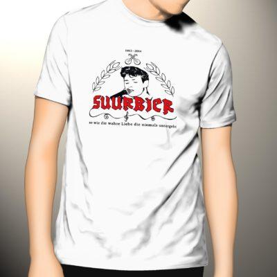"""T-Shirt """"Cäpt'n Suurbier Memoriam"""""""
