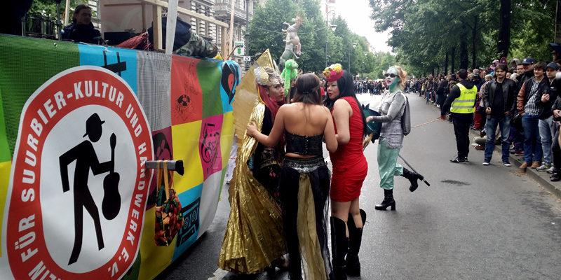Power Horse Parade